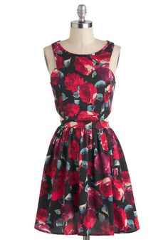 Rose Garden Dress, #ModCloth