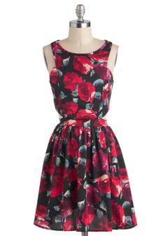 Rose Garden Dress, #ModCloth