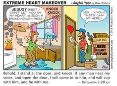 Joyfultoons Extreme Heart Makeover