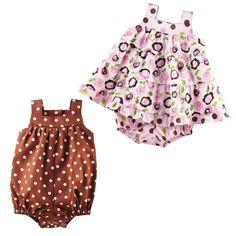 Kwik Sew Babies Dress, Bloomers & Romper Pattern