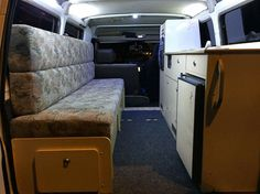 Troopy Camper fit out