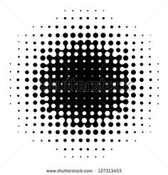 Find Abstract Halftone stock images in HD and millions of other royalty-free stock photos, illustrations and vectors in the Shutterstock collection. Pattern Art, Pattern Design, Trash Polka Tattoo, Geometric Tattoo Design, Generative Art, Pencil And Paper, Backrounds, Designs To Draw, Laser Engraving