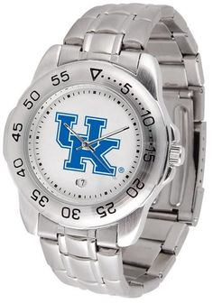 New - Mens Kentucky Wildcats-Sport Steel
