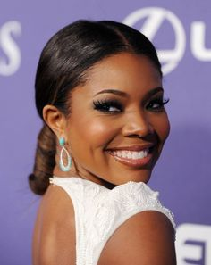 Cool Gabrielle Union Love Almost Any Movie She Is In Beautiful Short Hairstyles For Black Women Fulllsitofus
