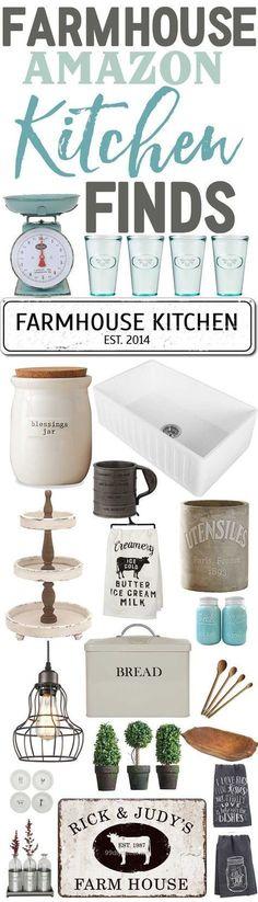 Best Ideas For Kitchen Diy Vintage Farmhouse Decor Vintage Farmhouse, Diy Vintage, Country Farmhouse Decor, Farmhouse Kitchen Decor, Kitchen Redo, Farmhouse Design, Farmhouse Style, Farmhouse Ideas, Kitchen Ideas