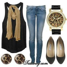 Nice everyday outfit