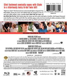 Every Which Way But Loose / Any Which Way You Can Blu-ray