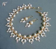 Aretes gotas de cristal colgadores oro elegante ohrhänger a la moda sencillamente noble