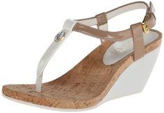 Lauren Ralph Lauren Women's Reeta Wedge Sandal,Sandstone/White,8 B US Lauren by Ralph Lauren http://www.amazon.com/dp/B00FB7VXD0/ref=cm_sw_r_pi_dp_naWPtb1J5X8JA3H6