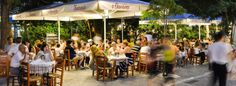 """Where to Eat in Athens Greece 