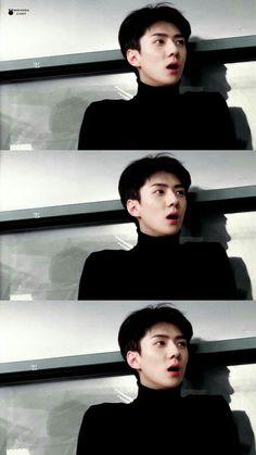 Sehun Exo Exo_k – Modern Chanyeol, Exo Exo, Korean Entertainment Companies, Exo Korean, Hunhan, Exo Members, Chinese Boy, Dance Music, Funny Faces