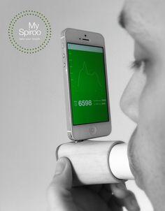 Nuevos métodos para detectar los ataques de asma #mHealth