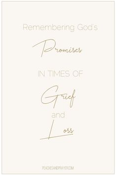Coping with loss - How to Pray after a loss. Praying the Promises of God in times of grief. 7 Free Prayer Prompt Printables with Bible verses for strength and healing after a loss.