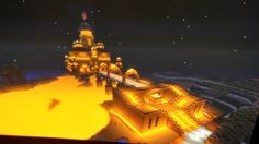Minecraft Fire Temple - Album on Imgur..... now I want to make elemental temples.