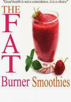 BERRY FRUIT SMOOTHIES TO BURN BELLY FAT