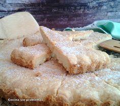 SHORTBREAD, galletas de mantequilla escocesas