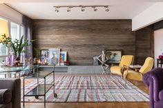 Apartamento em Porto Alegre aposta em estilo vintage revisitado - Casa Vogue | Apartamentos