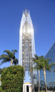 Crystal Cathedral, by deleepgeorge, Garden Grove, Orange, California