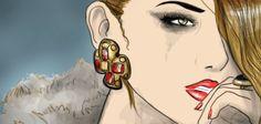 Bangbangblond  Blog mode Suisse - Swiss Fashion blog by Alison Liaudat: B. IS BACK HOME Illustration, Princess Zelda, Blog, Anime, Fictional Characters, Art, Fashion, Art Background, Moda