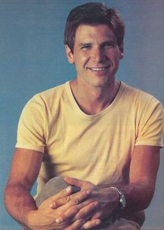 Harrison Ford on Young And The Restless | HARRISON FORD pinup – CROSSING OVER FIREWALL SABRINA