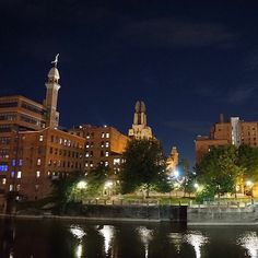 Goodnight Rochester, New York - Shared by @ao1nacho.ramos #ThisIsROC