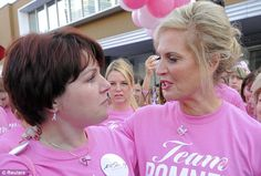 Ann Romney Illness | Ann Romney opens up about her struggle with Multiple Sclerosis | Mail ...