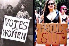 Not impressed with third wave feminism
