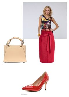 """2/5"" by allvira on Polyvore featuring мода и Mascotte"