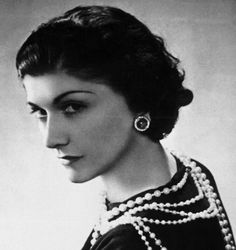 """Coco Chanel  The rags to riches story of Gabrielle """"Coco"""" Chanel never gets old, and has been cause for a movie,while her love life has inspired anotherof its own.Known for such gems as, """"I don't care what you think about me. I don't think about you at all"""" and""""A woman who doesn't wear perfume has no future,"""" And she continues to cause a stir even after her death, with 2011′s revelation of her possible connection to the Nazi party."""