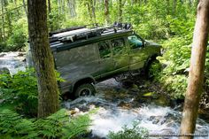 2007 SMB 4x4: Where ours has been... - Expedition Portal