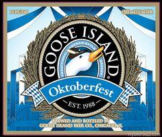 Goose Island - Oktoberfest 2013