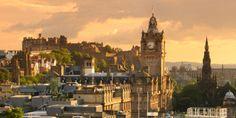 Edinburgh's historic buildings belie a thoroughly modern city
