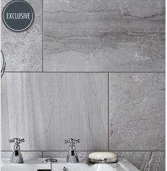 Variato Grey Tile | £29.99 price/m2 | 49.8cm x 29.8cm