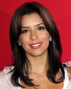 Eva Longoria Deep Winter