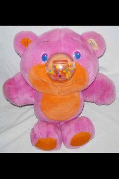 Mister nosey bear!!