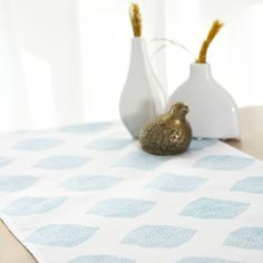 Our Aqua Splash Runner brings a perfectly breezy coastal vibe for a seaside table setting. Co-ordinates with Aqua Splash and Fish Napkin and Aqua Fish place-mats. Cotton Hand-screen printed x Machine wash cold with like colors Color - Aqua Table Runners, Decorative Accessories, Home Remodeling, Screen Printing, Table Settings, Aqua, Prints, Dining Room, Color