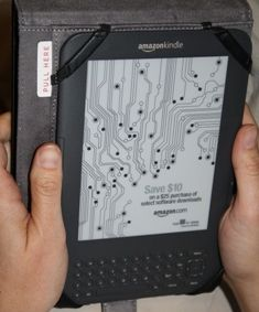 E-Readers in the Classroom