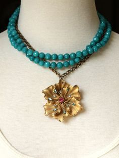 Kalinda Necklace