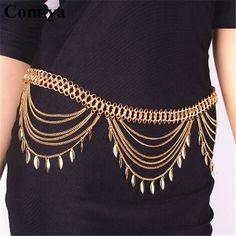 Banchee - Fashion Chain Belt