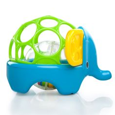 Amazon.com : O Ball Rollie Rattles Toy Styles may vary. : Toys & Games