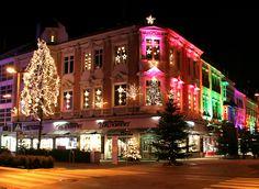 Weihnachtsmarkt Osnabrück - Bild & Foto von Florian Bünte aus Weihnachtskarten - Fotografie (15174103) | fotocommunity