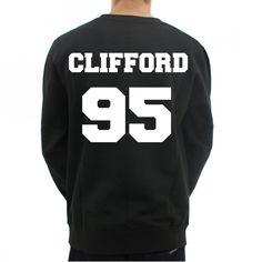 Michael Clifford 95 5SOS Crewneck Sweatshirt