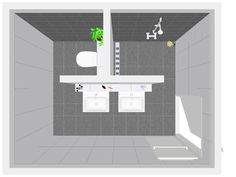 Bathroom decor for the master bathroom renovation. Discover bathroom organization, bathroom decor tips, bathroom tile a few ideas, bathroom paint colors, and more. Bathroom Toilets, Laundry In Bathroom, Bathroom Renos, Bathroom Ideas, Bathroom Remodeling, Bathroom Designs, Shower Bathroom, Bathroom Organization, Bathroom Cost