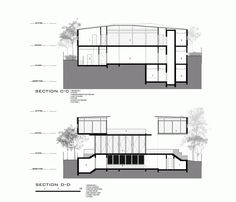 Image 16 of 16 from gallery of Hillside House / Architects. Hillside House, Floor Plans, Architects, How To Plan, Gallery, Boat, Gym, Dinghy, Roof Rack