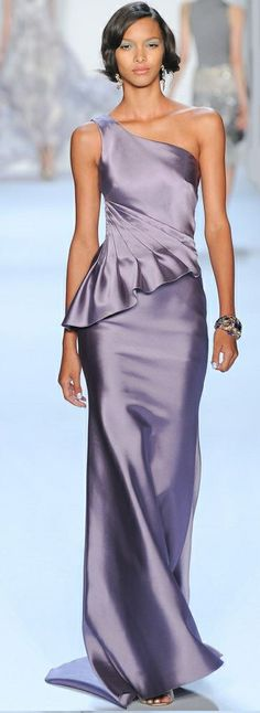 Badgley Mischka 2014 - don't really like the color but love the style
