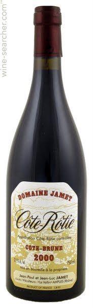 TO AGE RED  |  Domaine Jamet Cote-Rotie Rhone