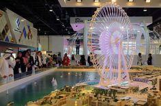 The Dubai Eye, Dubai, United Arab Emirates