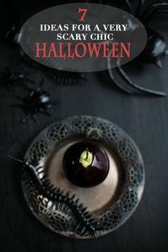 7 Ideas for a Very Scary Chic Halloween | eBay