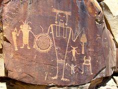 McKee Springs Petroglyphs 1