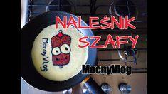 NALEŚNIK SZAFY - MOCNY VLOG / KEBAB / PANCAKE ART mocnyvlog